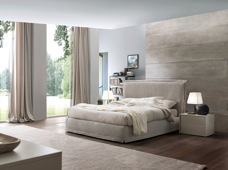 Bedden gestoffeerd model giglio - Letto fifty chateau d ax ...