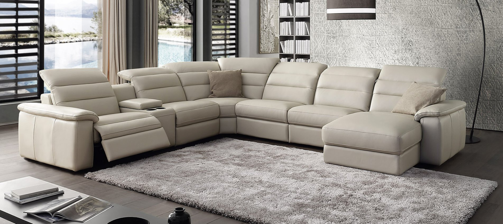 Canap cuir canap lit fauteuil relax chambres lit - Ikea canape cuir 2 places ...